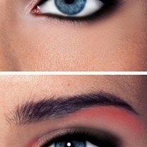 dzienny smoky eyes - krok 7