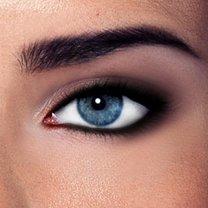 dzienny smoky eyes - krok 9