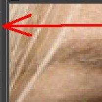 Zmiana koloru źrenic w Photoshop 1