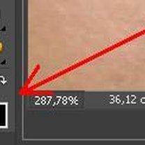 Zmiana koloru źrenic w Photoshop 12