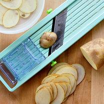 chipsy domowe - krok 1