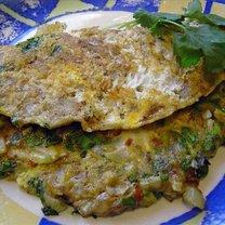 Omlet po indyjsku