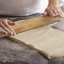 croissanty z ciasta francuskiego - krok 4