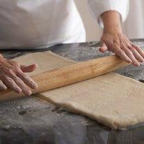 croissanty z ciasta francuskiego - krok 6