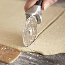 croissanty z ciasta francuskiego - krok 9