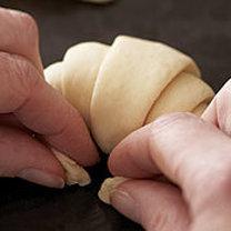 croissanty z ciasta francuskiego - krok 14