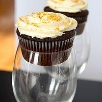 muffiny z likierem Irish Cream