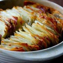 chipsy zapiekane z serem