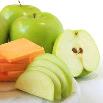 Jabłka z serem
