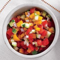salsa z pomidorów