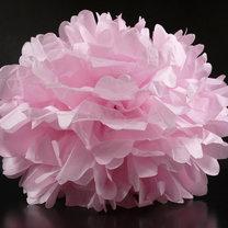 Kwiat z bibuły 3