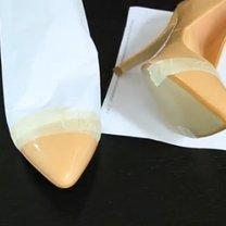 Buty z metalowym czubkiem krok 3