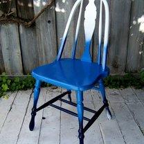 Krzesło ombre