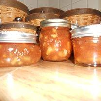 Karmelowy dżem jabłkowy