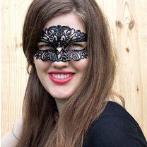 maska karnawałowa zrób to sam