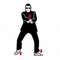 Instrukcja tańca Gangnam Style 1