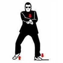 Instrukcja tańca Gangnam Style 6