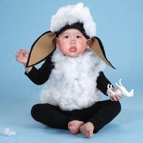 kostium owieczki