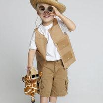 strój safari