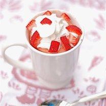 ciasto jogurtowe z truskawkami w 5 minut