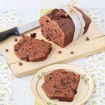 chleb czekoladowo-bananowy