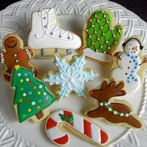 Pierniczki bożonarodzeniowe