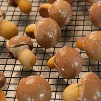 ciasteczka grzybki - krok 17