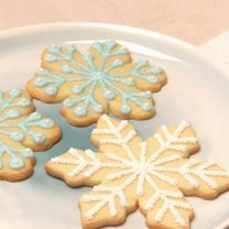 Ciasteczka bożonarodzeniowe - gwiazdki