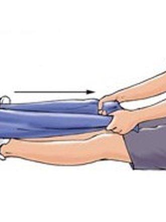 Ćwiczenia na zapalenie ścięgna Achillesa