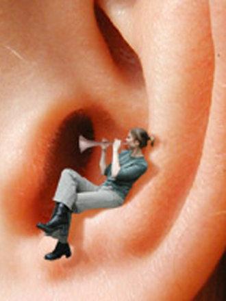 dzwonienie w uszach