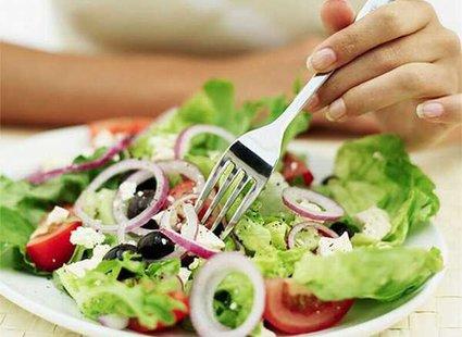Jedzenie wegetariańskie