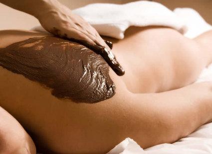 Olejek czekoladowy do masażu