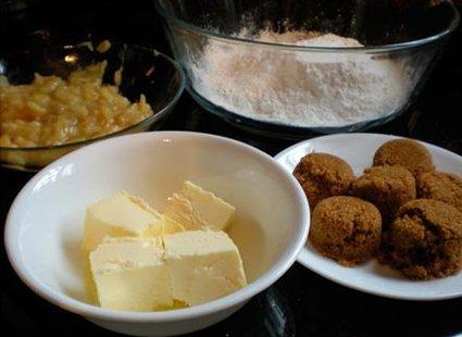 bananowe muffinki - krok 2