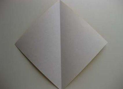 Kot origami krok 13