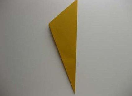 Kot origami krok 16