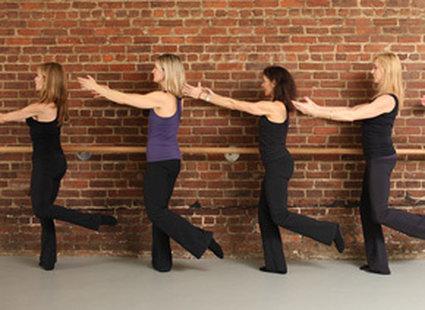 ćwiczenia na uda - krok 5
