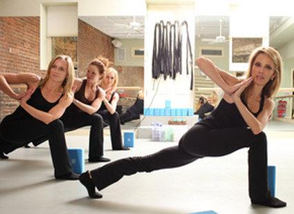 ćwiczenia na uda - krok 6