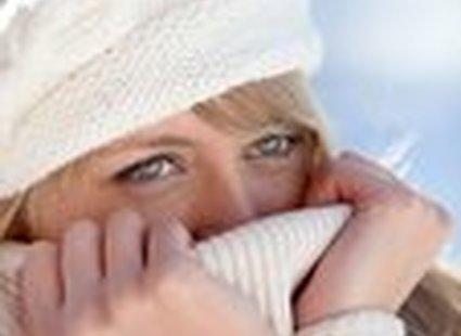 cera naczynkowa zimą