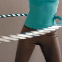 ćwiczenia z hula hop