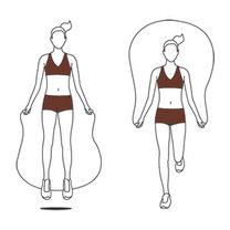ćwiczenia na skakance - krok 2