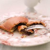 serduszka z czekoladą - krok 7