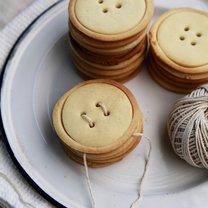 ciastka guziki