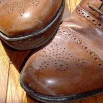 Buty z soli