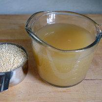 Gotowanie kaszy quinoa 1