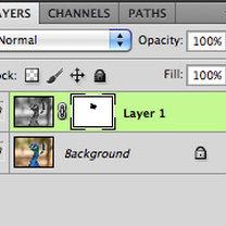 przerabianie zdjęcia w Photoshopie - krok 7