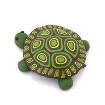 pudełko żółw z modeliny