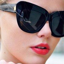 Okulary przeciwsłoneczne wiosna 2013 - kocie