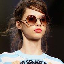 Okulary przeciwsłoneczne wiosna 2013 - okrągłe