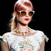 Okulary przeciwsłoneczne wiosna 2013 dziewczęce