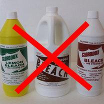 środki dezynfekujące bez chloru